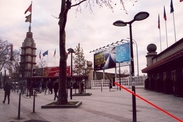 Porte victor place de la porte de versailles paris 15 - Place de la porte de versailles paris ...